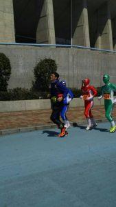 マラソン参加/近畿レンジャー